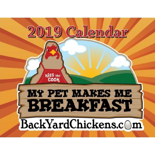 2019  BackYardChickens Calendar