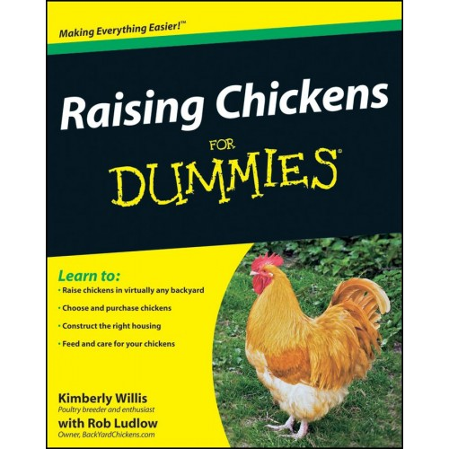 Raising Chickens for Dummies Premier Package