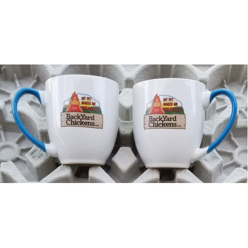 2 pack BYC Coffee Mug - FREE Priority US Shipping