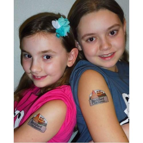 BYC Temporary Tattoo